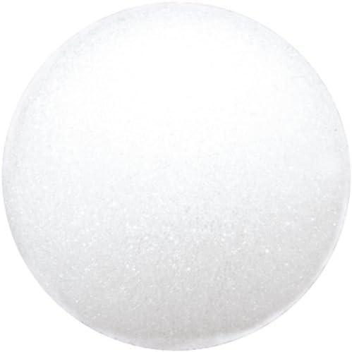 3-Pack Styrofoam Floracraft Bulk Buy Styrofoam Balls 3 inch 6 Pack White BA3H