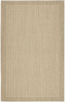 Safavieh Palm Beach Collection PAB321A Desert Sand Sisal & Jute Area Rug (3' x 5') (Beach Collection Sand)