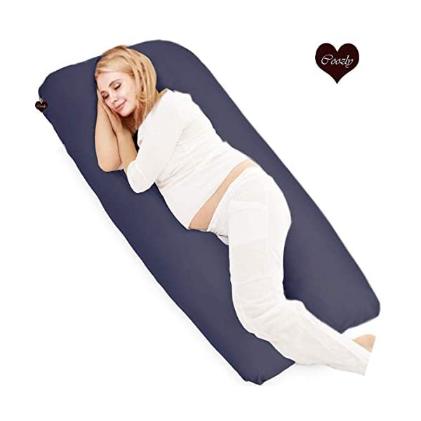 Best U Shape Premium Lyte Coozly Pregnancy Pillow Online India 2021
