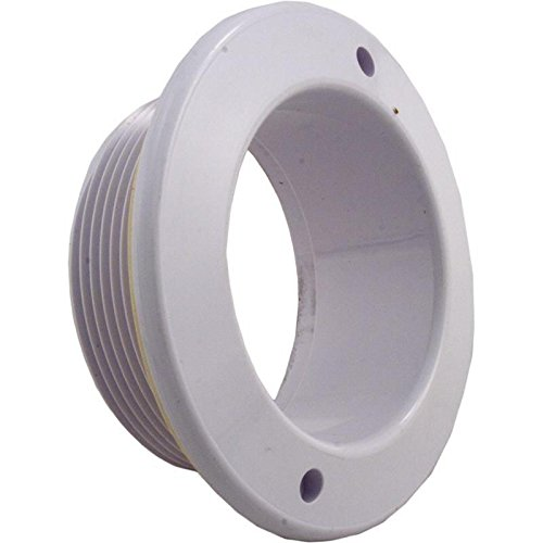 Hayward SPX1434EA Jet Air III Bulkhead Fitting with Gasket - White Hayward Jet Air