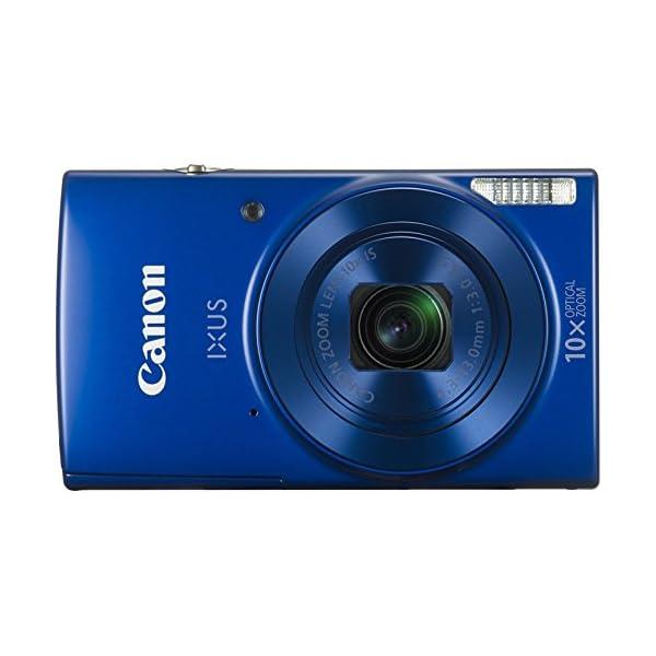RetinaPix Canon IXUS 190 20MP Digital Camera with 10x Optical Zoom (Blue)