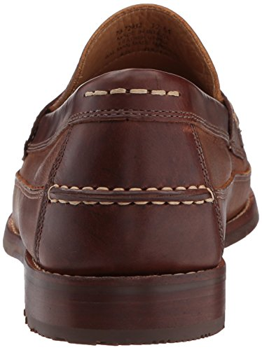 Gh Bass & Co. Mens Howard Mocassino Abbronzatura