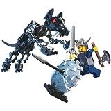 LEGO Vikings 7015: Guerrier Viking vs. Loup Fenrir