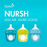 Boon Nursh Reusable Silicone Pouch Bottles