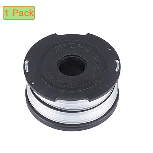 String Trimmer Spool Line Replacement Dual Line Weed Trimmer Spool 0.065