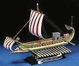 Aoshima Roman Warship 50 BC - Historical Sailing Ship