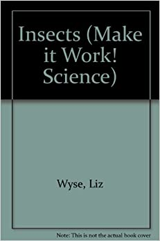 Book Insects (Make it Work! Science)