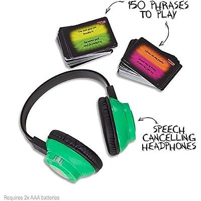 Hasbro Hearing Things Game: Hasbro: Toys & Games