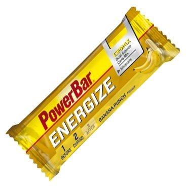 - POWERBAR Energize Bar (Box of 25), Banana Punch by Power Bar