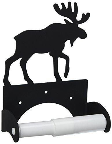 - 7.5 Inch Moose Toilet Tissue Holder