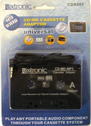 CD/MP3/MD Cassette Adaptor