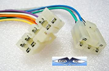 41p2KWBtmWL._SX355_ amazon com stereo wire harness oem mitsubishi mighty max 87 88 89 1990 mitsubishi mighty max stereo wiring diagram at cos-gaming.co