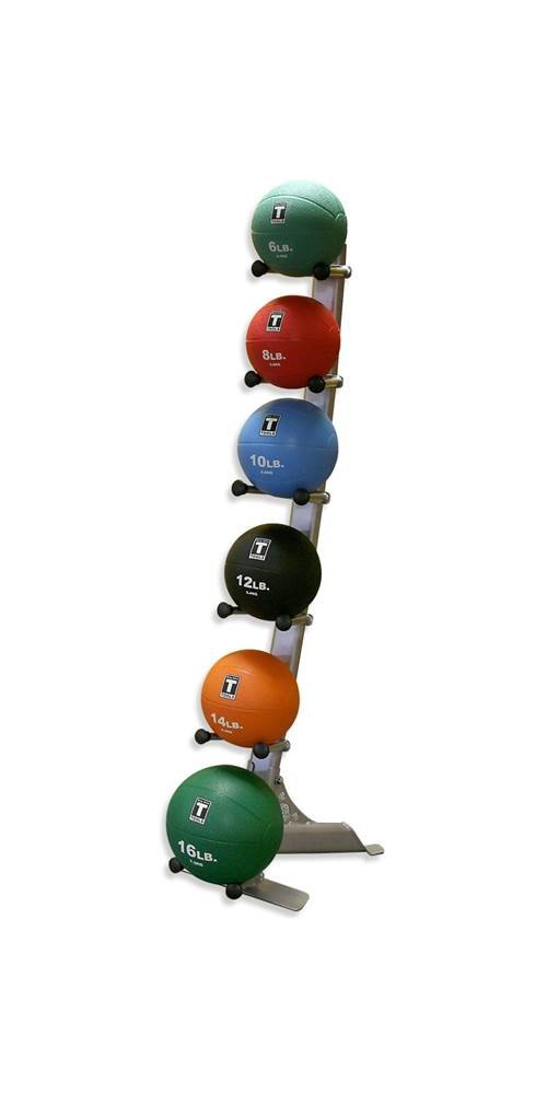 Body-Solid Medicine Ball Set w/Rack by Body-Solid (Image #1)