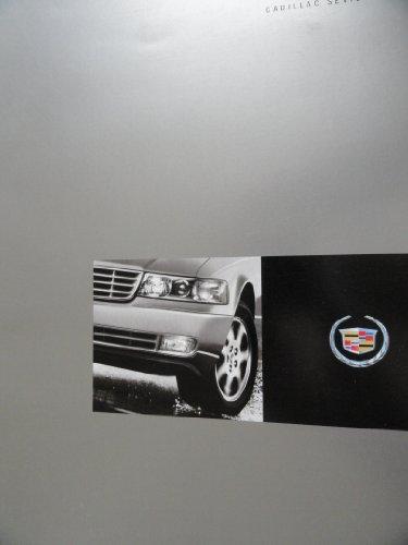2003 Cadillac Seville Sales Brochure