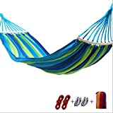 AFFC Camping Hammock Outdoor Folding Nylon for 1 Person Camping,2