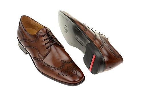 Lloyd Forster, Zapatos de Cordones Derby para Hombre marrón