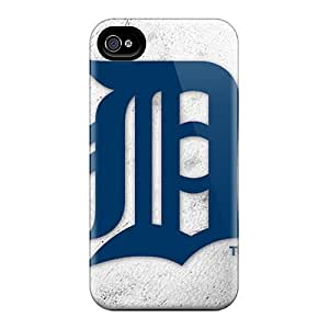 Durable Cell-phone Hard Cover For Iphone 6plus With Support Your Personal Customized High-definition Detroit Tigers Image RichardBingley