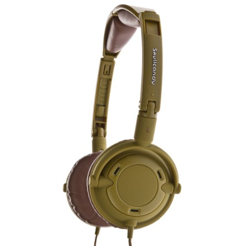 (Skullcandy Lowrider Headphones w/Mic Scout Frontier (2012 Color), One Size)