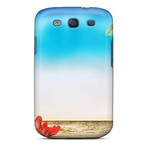 Bernardrmop Fashion Protective Red Starfish Closeup Case Cover For Galaxy S3