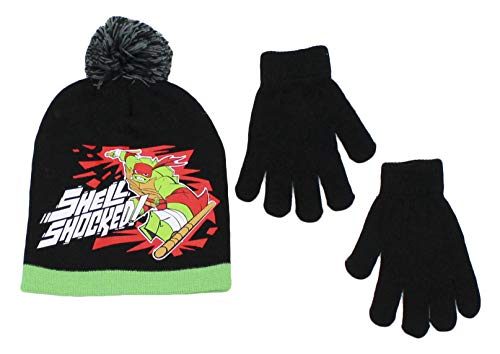 Which is the best ninja turtle hat and gloves set?