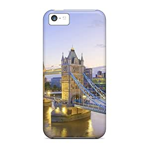 New Arrival QiszMWn7243SXVvQ Premium Iphone 5c Case(thames River London)