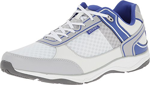 Orthaheel Vionic Endurance - Mens Walking Shoes White - 8.5 Medium