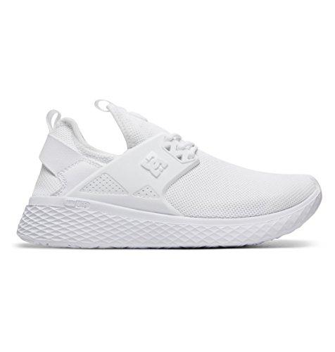 Dc Shoes Damen Meridiano Sneaker Bianco