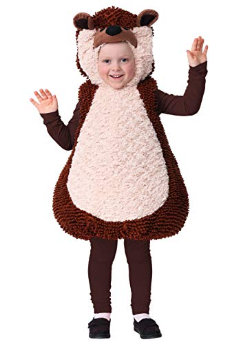 Infant/Toddler Hedgehog Bubble Costume X-Small Brown -
