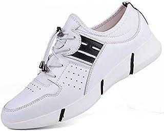 LOVDRAM Nouveau Chaussures Décontractées en Cuir Hommes LOVDM