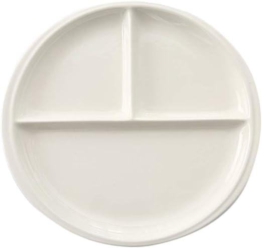 UPKOCH Weizenstroh Teller Ovale Servierteller Essteller Salatteller Dessertteller Fr/ühst/ücksteller Fischteller Partyteller Flache Teller Kindergeschirr Hygienische Abbaubar Geschirr