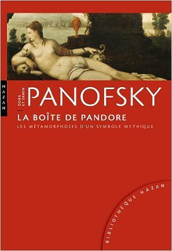En ligne La boîte de Pandore. Les métamorphoses d'un symbole mythique. pdf ebook