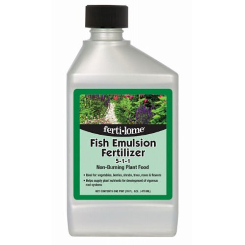 (Voluntary Purchasing Group 10611 Fertilome Concentrate Fish Emulsion Fertilizer, 16-Ounce)