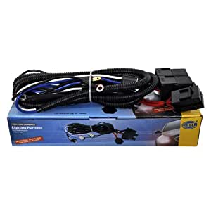 hella dual high low beam headlight relay wiring harness h4. Black Bedroom Furniture Sets. Home Design Ideas