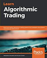 Learn Algorithmic Trading Front Cover