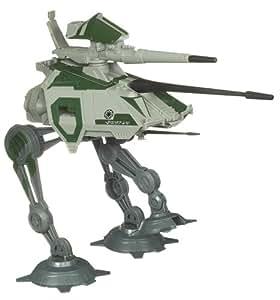 Hasbro Star Wars Naves AT-AP - Nave espacial de juguete de La Guerra de las Galaxias