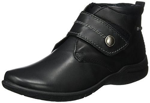 55 100 Fabienne Schwarz Women's Black Josef Seibel Boots ETq00S
