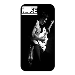 Muse Rock Band iPhone 5s Cases TPU Rubber Hard Soft Compound Protective Cover Case for iPhone 5 5s