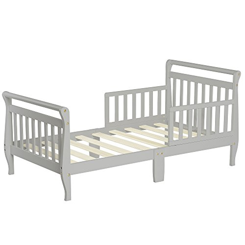 Furniture Sleigh Toddler Bed - 1