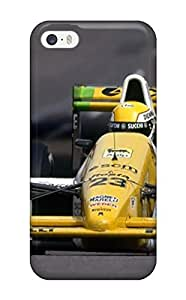 New Arrival Case Cover With FVxqADd6823uMHdY Design For Iphone 5/5s- F1 Car