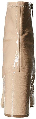 Steve EU 10 40 Blanc Nude Femme Madden pour Bottes US 66f7qH
