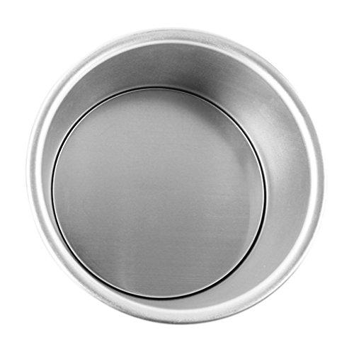 Pan Cuisson De En Onever D'aluminium Ronde Alliage Outil 8 Moule Teau Pouces G 7UvHPwUq