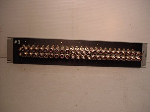 ADC 4-26564-0390 Audio Patch Bay PPI1224RS-N 1.75