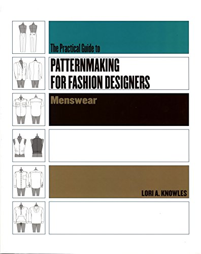 [Practical Guide to Patternmaking for Fashion Designers: Menswear] (Mens Costume Patterns Uk)