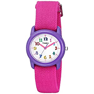 Timex Kids TW7B99400 Girls Analog Watch