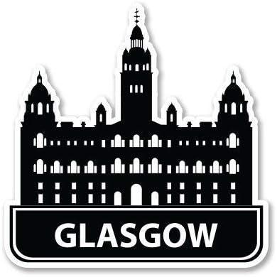 SELECT SIZE Glasgow Car Laptop Phone Vinyl Sticker