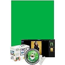 Westcott 417 Illusions Photo Screen Lite Software - Green