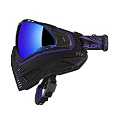 Push Unite Mask        Experience is everything. The Push Unite goggle combines decades of knowledge from the most influential players in the game. The result is new goggle that refuses to be beat in fit, function, and style. The Unite...