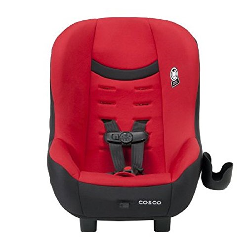Cosco Scenera NEXT Convertible Car Seat (Candy Apple) (Convertible Car Seat Cosco)