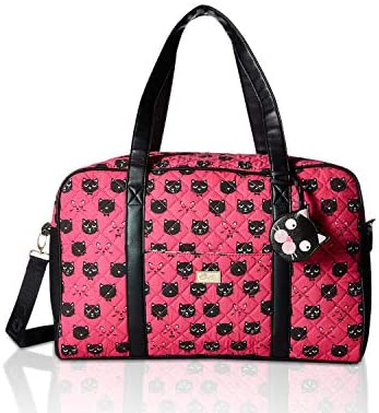Betsey Johnson Cruisn Quilted Weekender product image