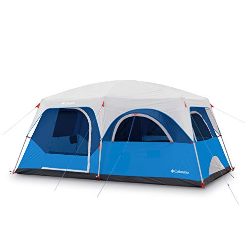 Columbia Mammoth Creek 8 Person Cabin Tent